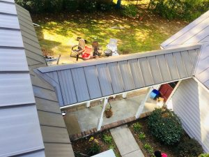 metal roof installation wilmington nc