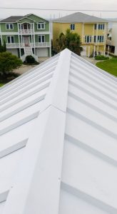 metal roof installation in wilmington nc